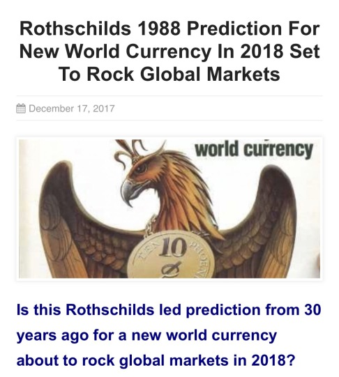 rothschild prediction