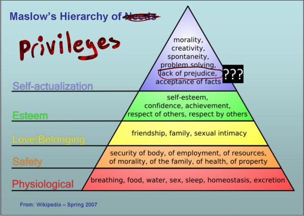 hierarchy of privileges